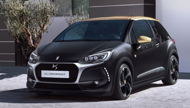ds3 performance anteriore laterale