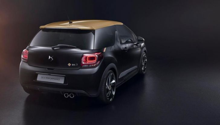 ds3 performance posteriore laterale