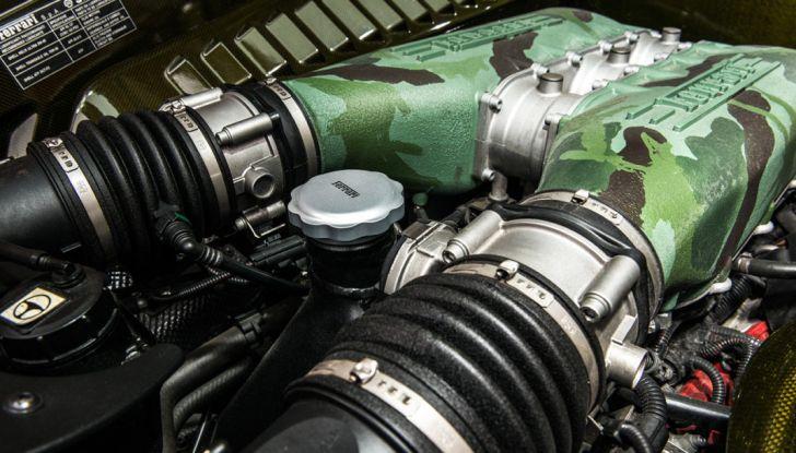 auto lapo vano motore