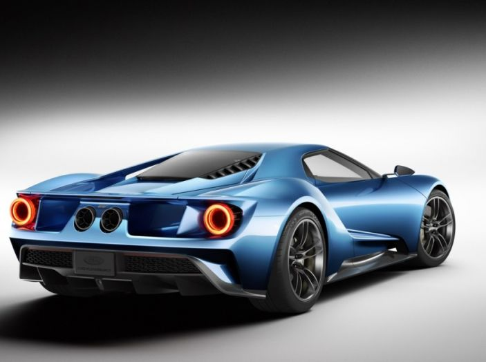 Ford GT 2017.