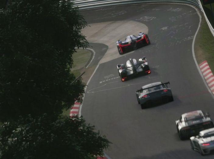 Gran Turismo 7 solo per PS4: il simulatore di guida definitivo in 4K e VR - Foto 3 di 36
