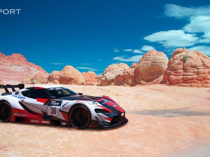 Gran Turismo 7 solo per PS4: il simulatore di guida definitivo in 4K e VR - Foto 7 di 36
