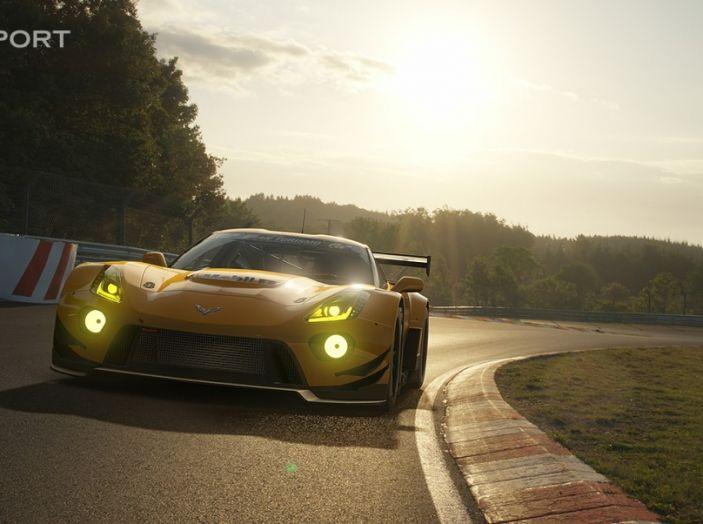 Gran Turismo 7 solo per PS4: il simulatore di guida definitivo in 4K e VR - Foto 34 di 36