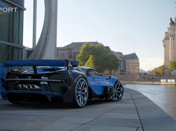 Gran Turismo 7 solo per PS4: il simulatore di guida definitivo in 4K e VR - Foto 1 di 36
