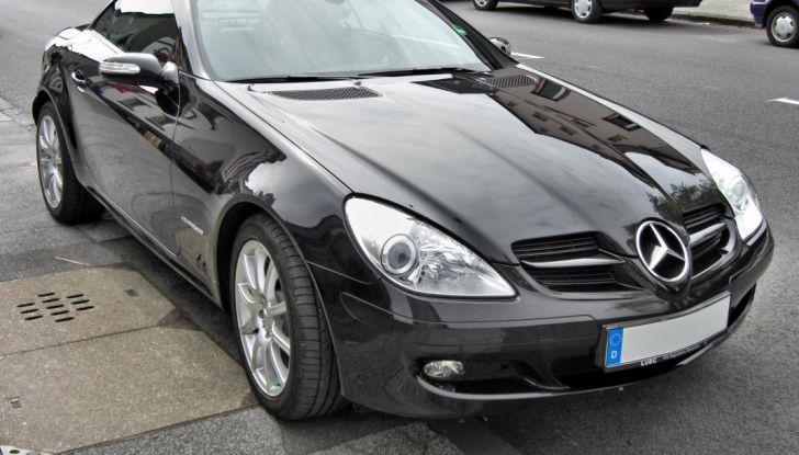 5 auto usate a trazione posteriore da comprare sotto i 20.000€ - Foto 4 di 6