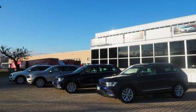 Nuova Volkswagen Tiguan, prova su strada della versione 1.6 TDI da 115 CV