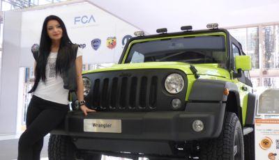 Le ragazze più belle del Motor Show di Bologna 2016
