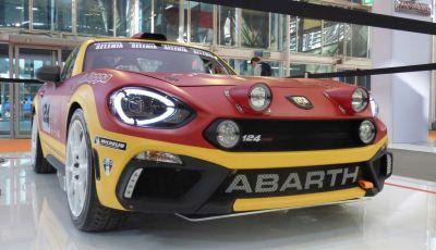 Abarth 124 Spider, listino prezzi e dotazioni