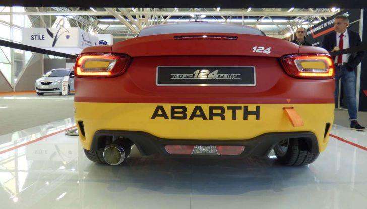 abarth 124 spider-posteriore- bologna 2016