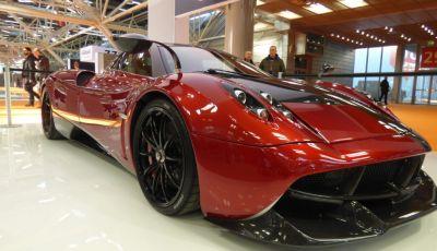 Le supercar e le auto sportive più belle del Motor Show di Bologna 2016