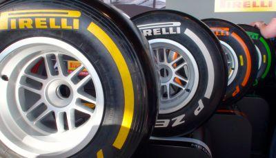 Pirelli in Formula 1: tutti i numeri del 2016