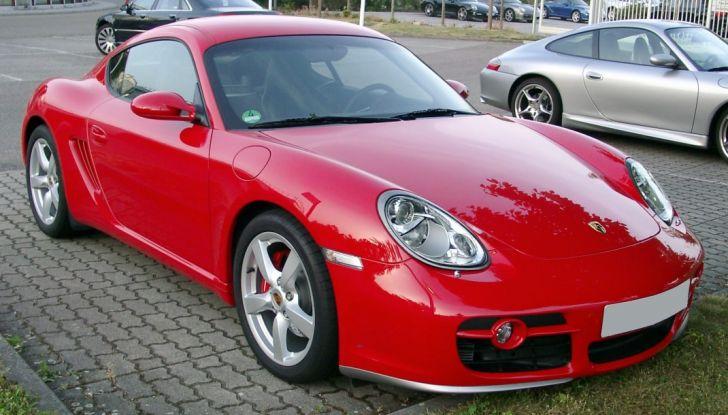 5 auto usate a trazione posteriore da comprare sotto i 20.000€ - Foto 1 di 6