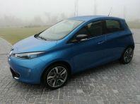 Renault Zoe 40, prova su strada della compatta 100% elettrica