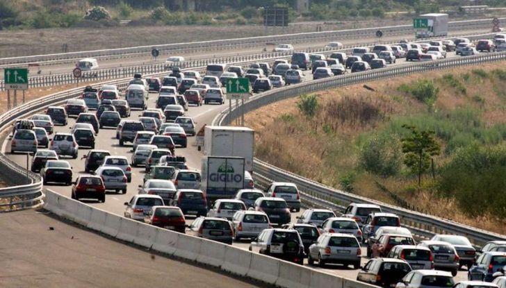 Le strade peggiori d'Italia nel 2018, A24 in testa precede Marghera  e Reggio Calabria - Foto 14 di 18
