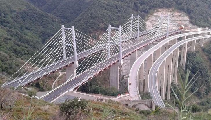 Salerno-Reggio Calabria sarà la prima autostrada per auto a guida autonoma