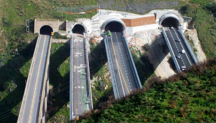 Le strade peggiori d'Italia nel 2018, A24 in testa precede Marghera  e Reggio Calabria - Foto 17 di 18