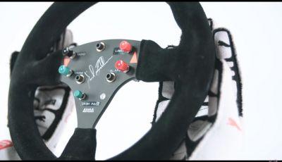L'evoluzione del volante da Formula 1 raccontato in un video spettacolare