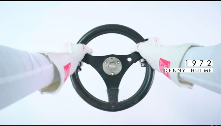 L'evoluzione del volante da Formula 1 raccontato in un video spettacolare - Foto 21 di 49