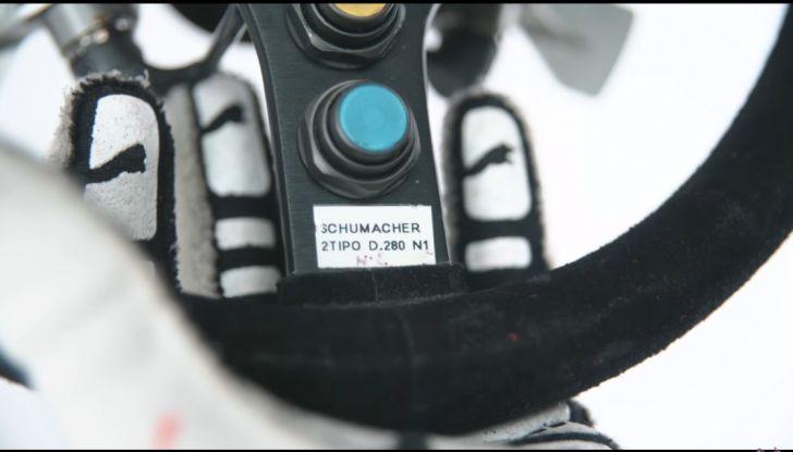 L'evoluzione del volante da Formula 1 raccontato in un video spettacolare - Foto 41 di 49