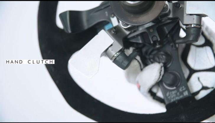 L'evoluzione del volante da Formula 1 raccontato in un video spettacolare - Foto 43 di 49