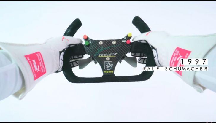 L'evoluzione del volante da Formula 1 raccontato in un video spettacolare - Foto 45 di 49