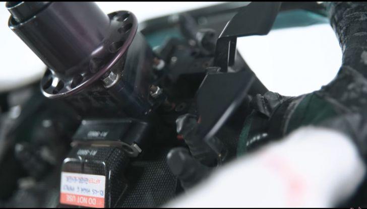 L'evoluzione del volante da Formula 1 raccontato in un video spettacolare - Foto 6 di 49