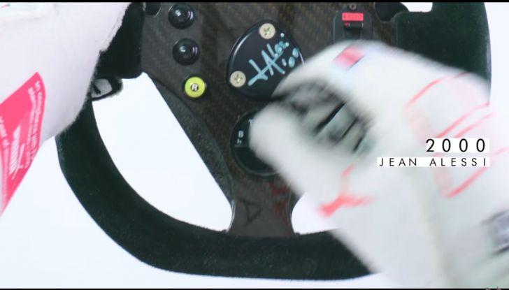 L'evoluzione del volante da Formula 1 raccontato in un video spettacolare - Foto 9 di 49