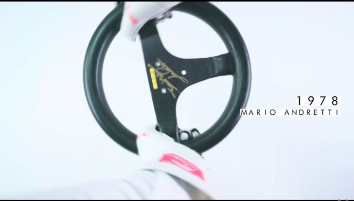 L'evoluzione del volante da Formula 1 raccontato in un video spettacolare - Foto 24 di 49