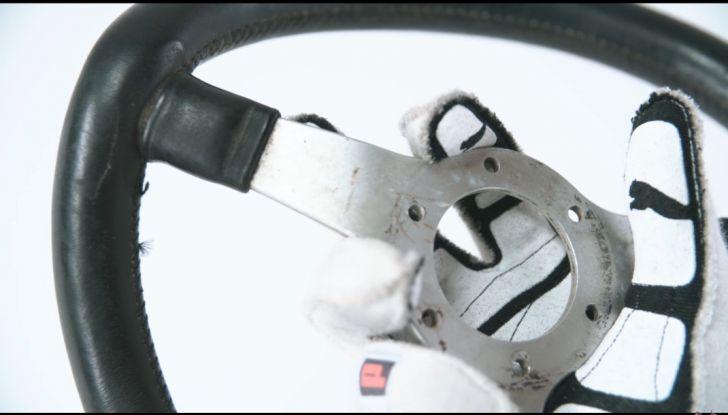 L'evoluzione del volante da Formula 1 raccontato in un video spettacolare - Foto 19 di 49