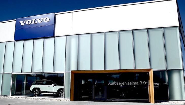 Prova su strada Volvo V40 Cross Country 2016 D2 con Volvo Selekt - Foto 17 di 22