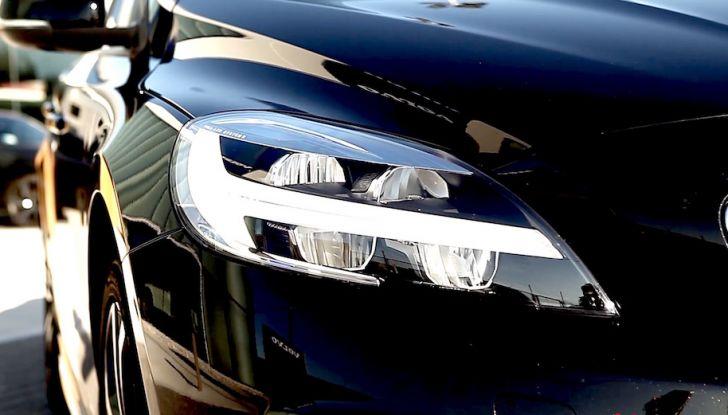 Prova su strada Volvo V40 Cross Country 2016 D2 con Volvo Selekt - Foto 22 di 22