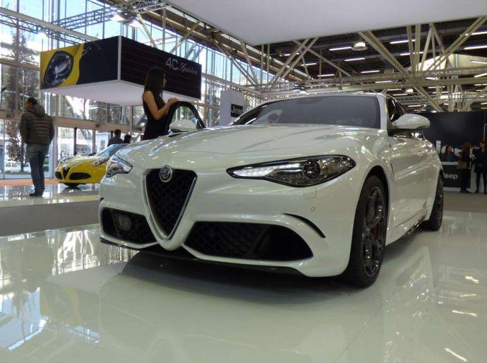 Alfa Romeo Giulia Veloce, al via gli ordini in Italia