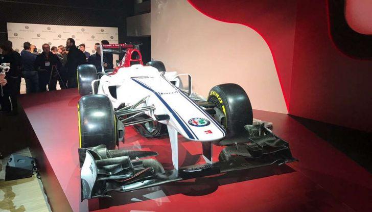 Alfa Romeo Sauber: i piloti 2018 sono Leclerc e Ericsson - Foto 8 di 27
