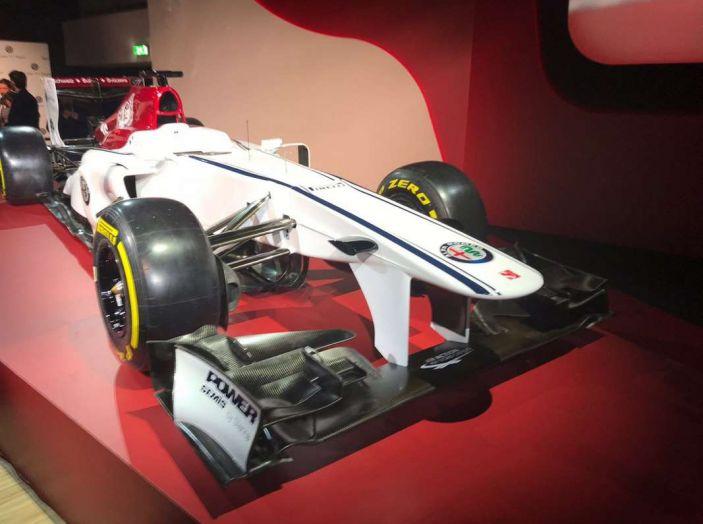 Alfa Romeo Sauber: i piloti 2018 sono Leclerc e Ericsson - Foto 1 di 27