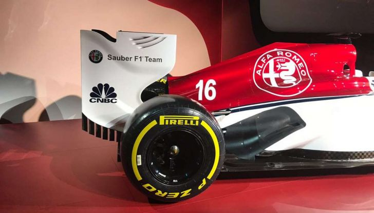 Alfa Romeo Sauber: i piloti 2018 sono Leclerc e Ericsson - Foto 5 di 27