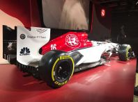 Alfa Romeo Sauber F1, la presentazione il 20 febbraio