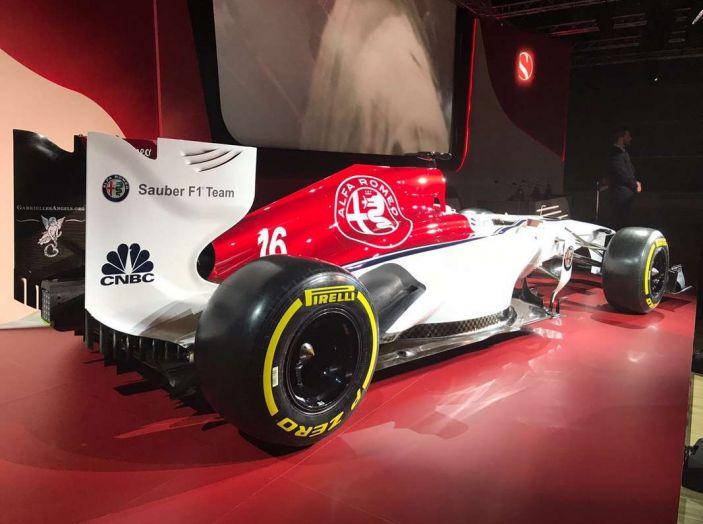 Alfa Romeo Sauber: i piloti 2018 sono Leclerc e Ericsson - Foto 23 di 27