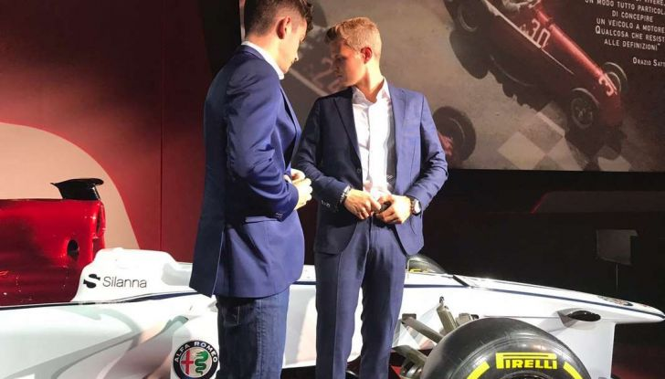 Alfa Romeo Sauber: i piloti 2018 sono Leclerc e Ericsson - Foto 2 di 27