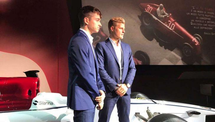 Alfa Romeo Sauber: i piloti 2018 sono Leclerc e Ericsson - Foto 27 di 27