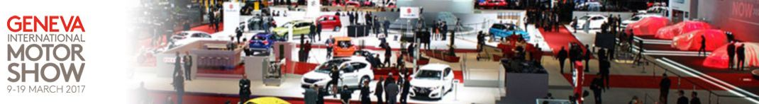 Video del Salone dell'Auto di Ginevra 2017