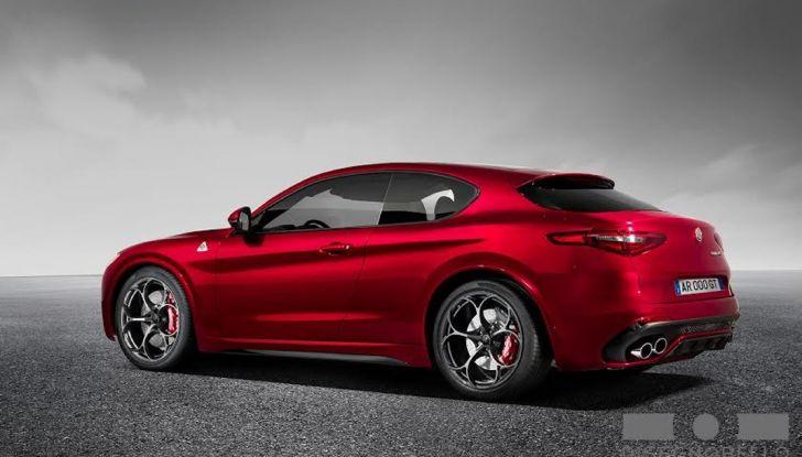 Disegnobello Alfa GT 2018 laterale