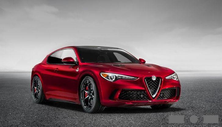 Disegnobello Alfa GT 2018