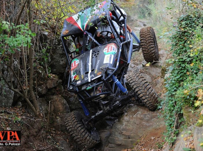 Intervista a Riccardo Pisani: il WTI, unico campionato di fuoristrada estremo - Foto 1 di 6