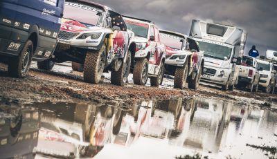 Giornata di riposo per le tre Peugeot 3008DKR in testa alla Dakar 2017