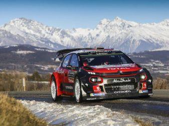 Un rally di Monte Carlo rocambolesco!