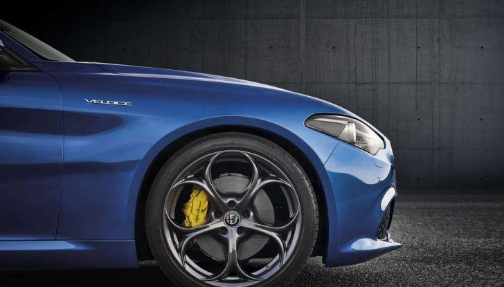 Alfa Romeo Giulia Veloce tua a 210 euro al mese (4)