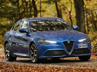 Alfa Romeo Giulia è Auto dell'Anno 2018 per gli Stati Uniti