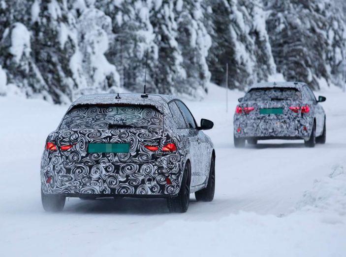 Nuova Audi A1 2018: più grande e potente di prima - Foto 23 di 23