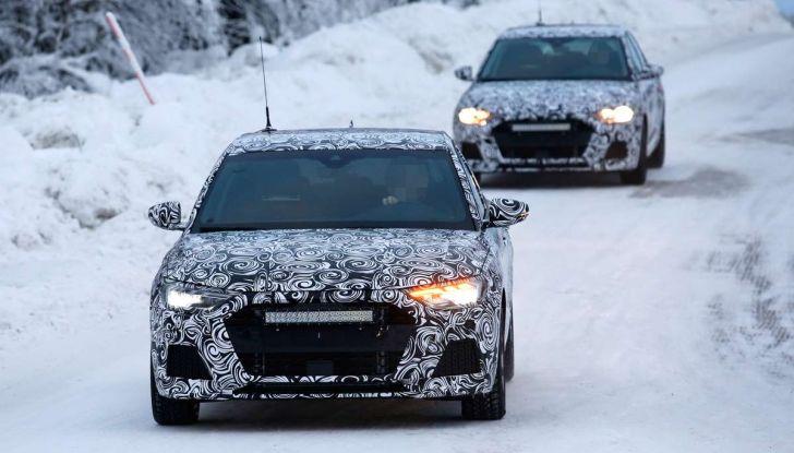 Nuova Audi A1 2018: più grande e potente di prima - Foto 6 di 23