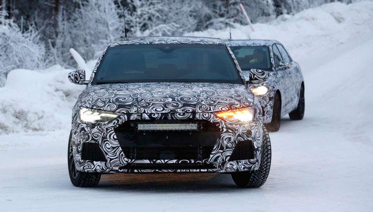Nuova Audi A1 2018: più grande e potente di prima - Foto 12 di 23